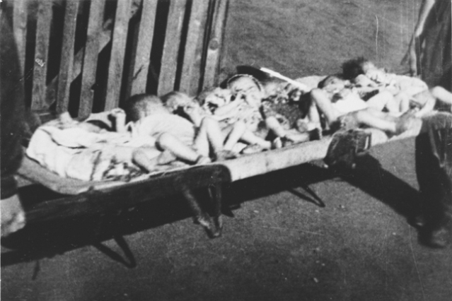 Убијени малишани у логору Јастребарско