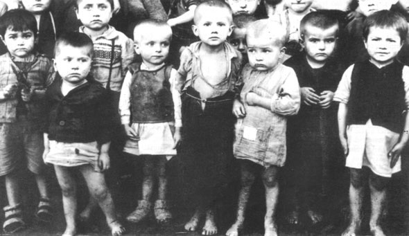 ST. Gradiška, decaci