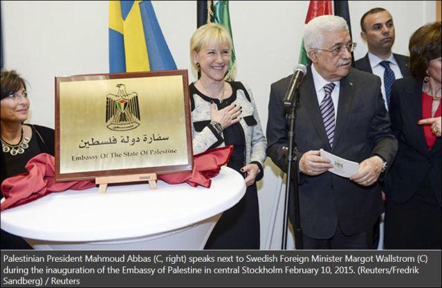 ambasada Palestine u Svedskoj