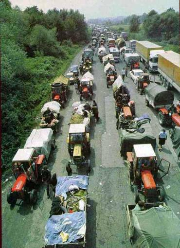 Етничко чишћење Срба из Хрватске, 5. август , 1995.
