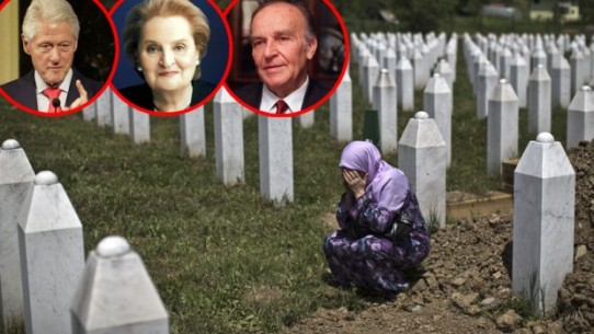 Srebrenica-Potocari-Bil-Klinton-Madlen-Olbrajt-Alija-Izetbegovic-620x350