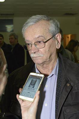 Милорад Искрин, професор историје у пензији