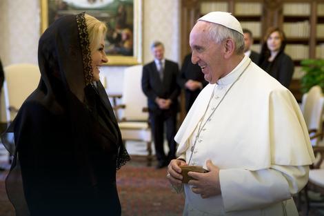 колинда и папа