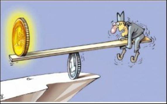Карикатура: Душан Петричић - БАЛАНС