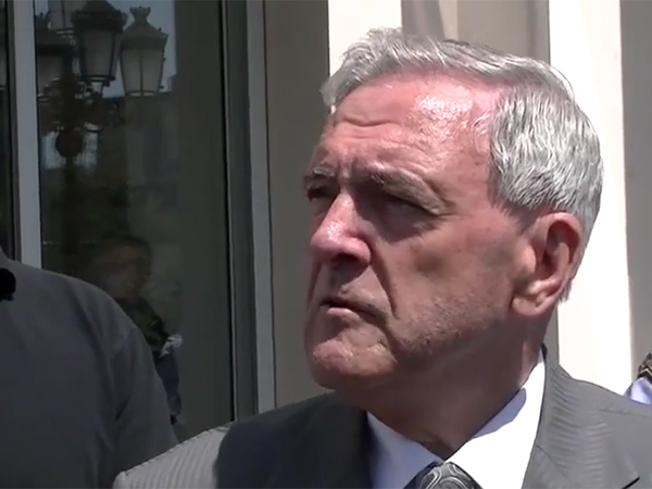 Иван Бабановски, професор факултета безбедности, Скопље, Македонија.