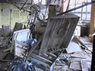 НАТО бомбардовање 1999. - Трафостаница Бор