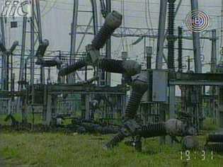 НАТО бомбардовање 1999. - Трафостаница Нови Сад