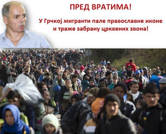 kolaz Migranti