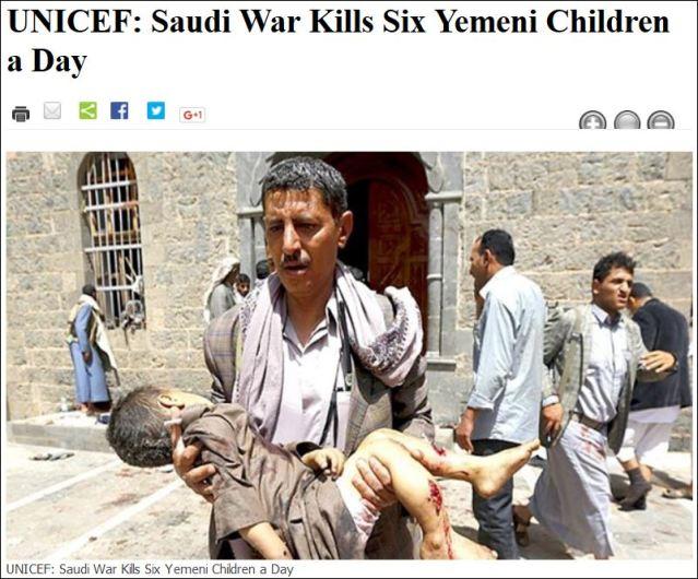 saudijski rat u Jemenu