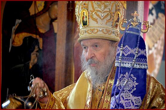 """""""Бранећи ту живу Икону Божју у овоме свету. Православна Црква је одбранила човека, одбранила је Христа као човека"""" Преподобни Јустин Ћелијски"""
