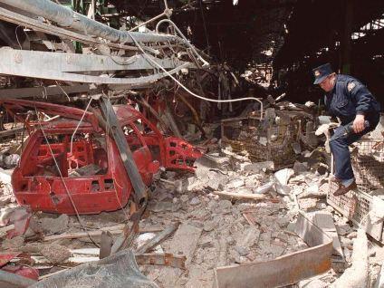 НАТО Бомбардовање 1999. - ЗАСТАВА Крагујевац