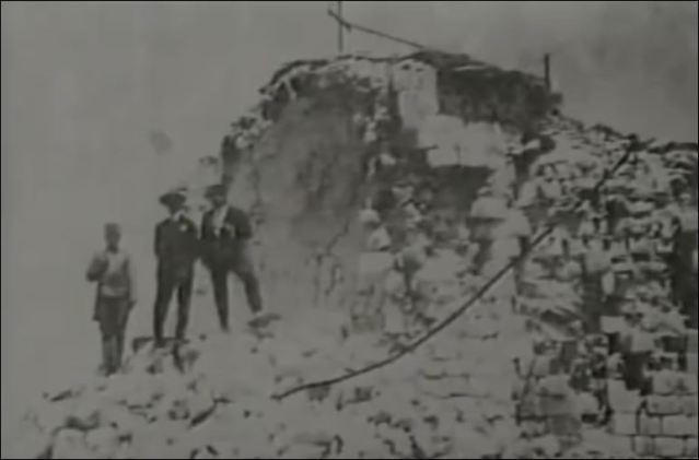 1916 austrijanci unistili kapelu