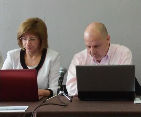 Ања Филимонова и Александар Павић - Фонд стратешке културе