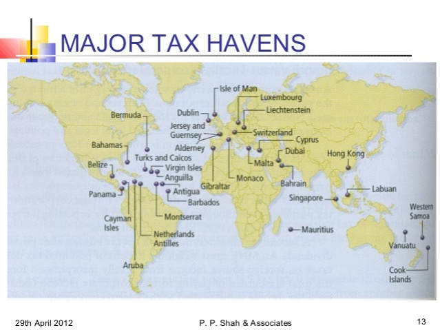 icai-presentation-on-tax-havens-29042012-13-638
