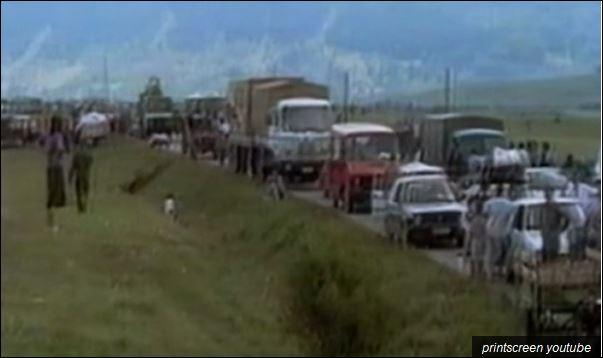 """Инсерт из данског филма: """"Петнаест минута - масакр у Двору"""""""
