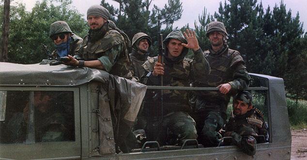 Кошаре, април '99 – Разум им је говорио да је повлачење једини ...