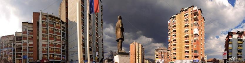 Panorama Kosovska Mitrovica