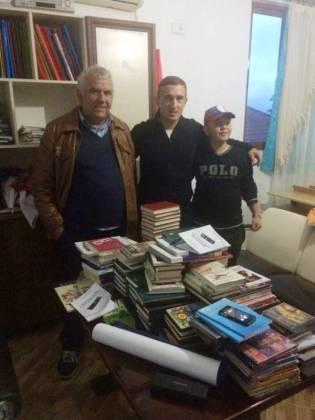 Екрем Дулевић, Димитрије Марковић и Елсуарб Дулевић (с лева на десно)