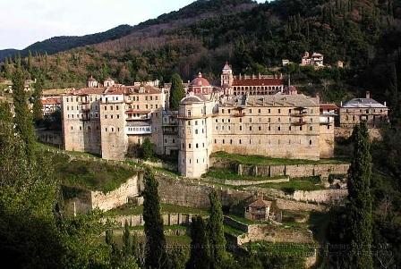 Манастир Зограф