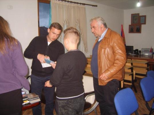 Димитрије Марковић, Елсуарб и Екрем Дулевић