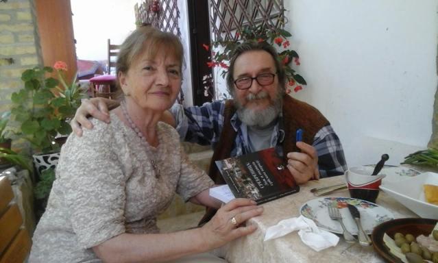фото: лична архива - Љиљана Булатовић Медић и Момир Лазић