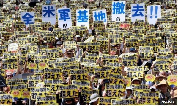 Становници Окинаве изгубили су стрпљење са бахатим америчким војницима