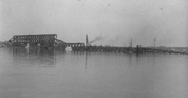 """Партизани били присиљени да минама разбијају """"чепове"""" од људских тела на срушеном мосту која су стизала из Хрватске"""