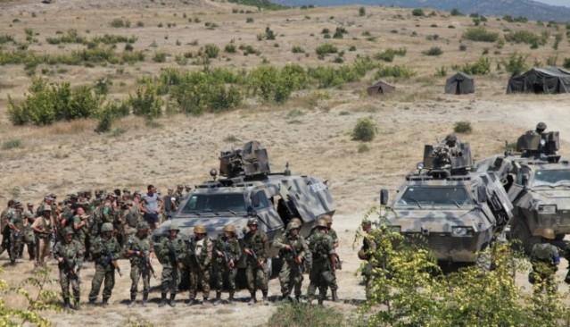 KSB se obučava od Nacionalne Garde Ajove (IOWA) i Turske Vojske