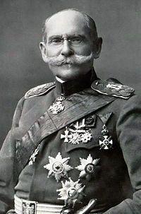 Генерал Павле Јуришић Штурм, Лужички Србин.