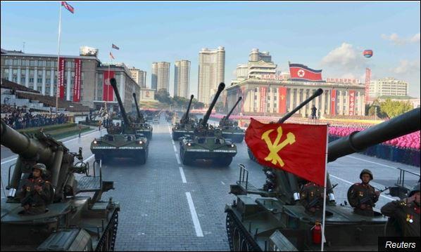 Северна Кореја сматра да је кап прелила чашу