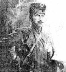 Војвода Коста Војиновић, вођа легендарне Топличке буне: борио се до последњег метка који је сачувао за себе