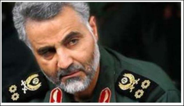 Фото: Генерал Касим Сулејмани (ФАРС)