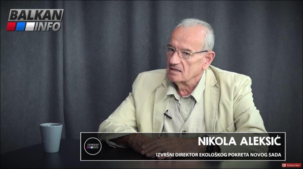 ИНТЕРВЈУ: Никола Алексић – Америка има климатско оружје које може да спржи сваку земљу! (видео)