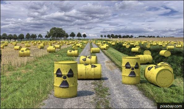 Држава затвара очи: Нема ко да брине о складиштењу нуклеарног отпада