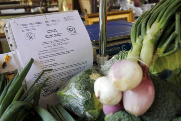 Органски производ треба да прати сертификат и налепница