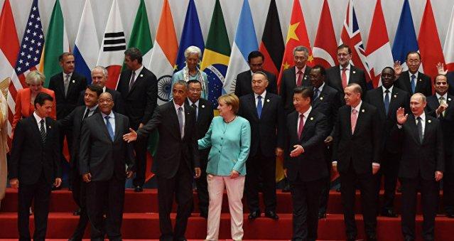 Самит Г20 у Кини © AFP 2016/ GREG BAKER