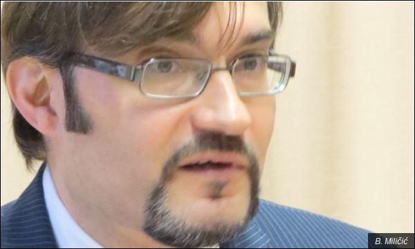 Дарио Видојковић, професор Универзитета у Регензбургу