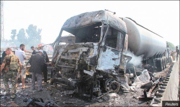 """Америка напад у Сирији извршила """"случајно"""""""