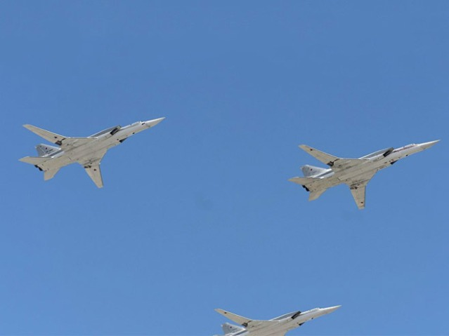 Руски Ту-22 (Фото: Sputnik/Григориј Сисојев)