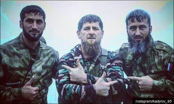 Увек и свуда бранитељ Русије: Рамзан Кадиров