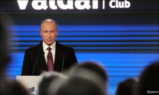 Отворено о свему: Путин у Сочију