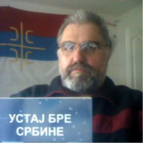 Миодраг Новаковић, управник и уредник СРБског ФБРепортера