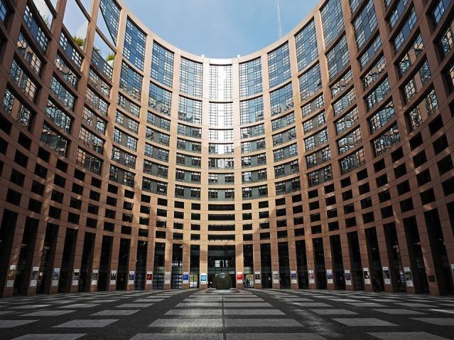Европарламент (Фото: Pixabay)