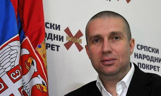 Иван Ивановић, председник СНП Наши, фото: архива