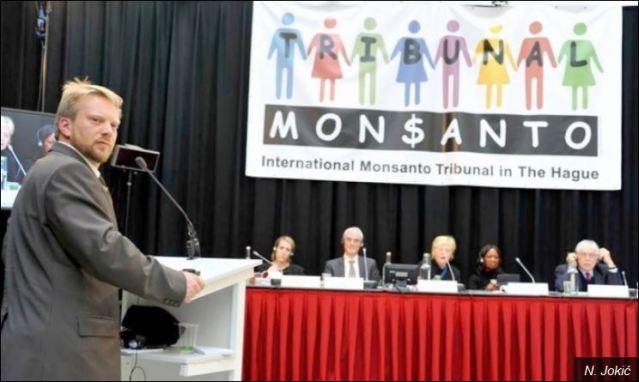 Драматична сведочења: Заседање Међународног суда за Монсанто