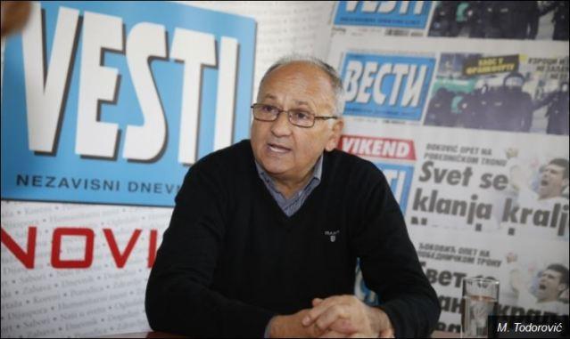 Влајко Пановић, специјалиста медицинске психологије