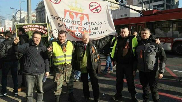 фото са Фејсбука: Петар Радосављевић