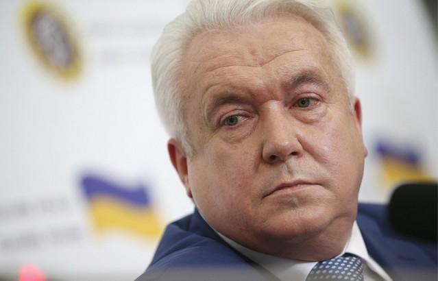 Бивши посланик Врховне Раде (парламента) Украјине Владимир Олејњик који је поднио тужбу