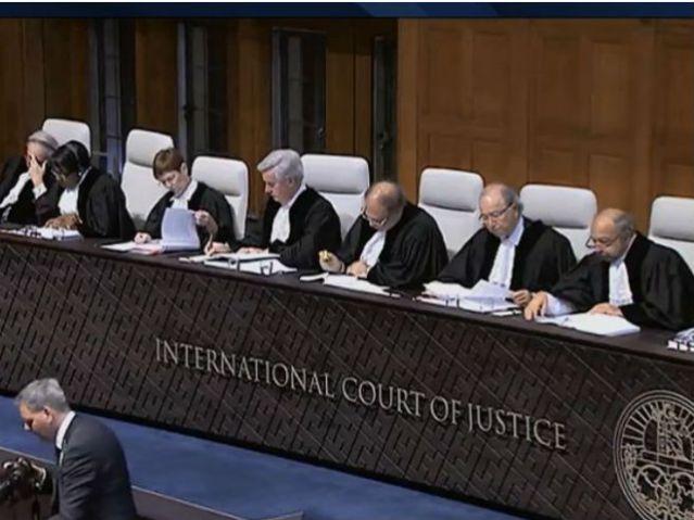 Међународни суд правде у Хагу фото: ЕРА