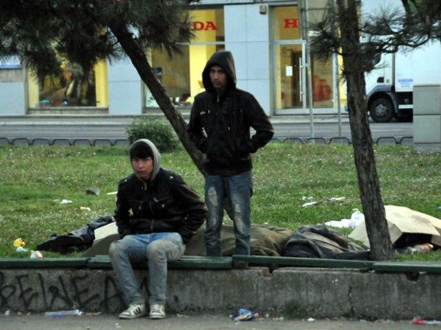 Мигранти у Србији (Foto:anadolija)